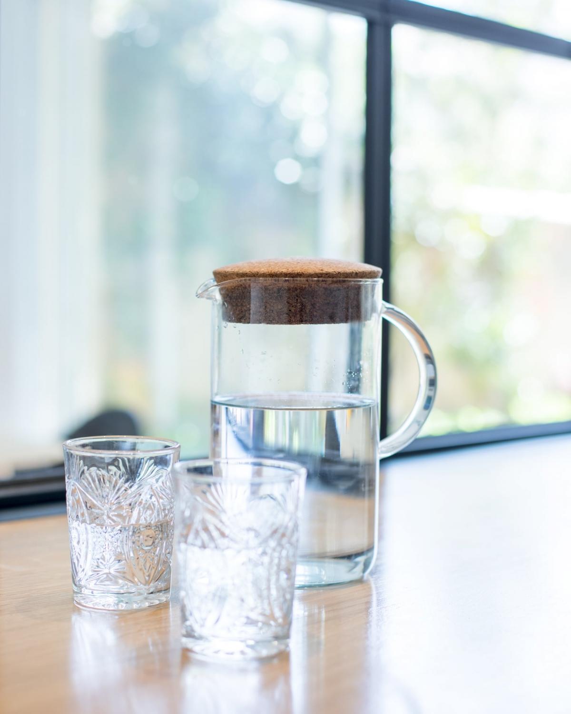 Carafe et verres d'eau Florence Vesval